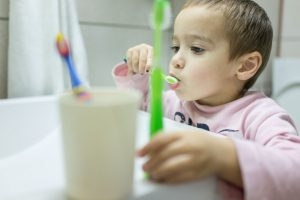 Help Your Child Brush Their Teeth